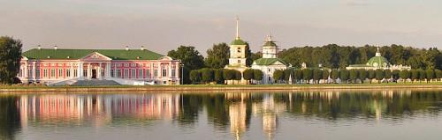 Musei Usadba Kuskowo