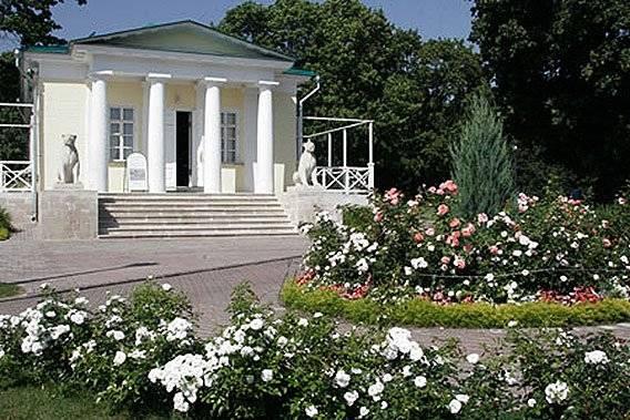 Коломенское-музей -заповедник