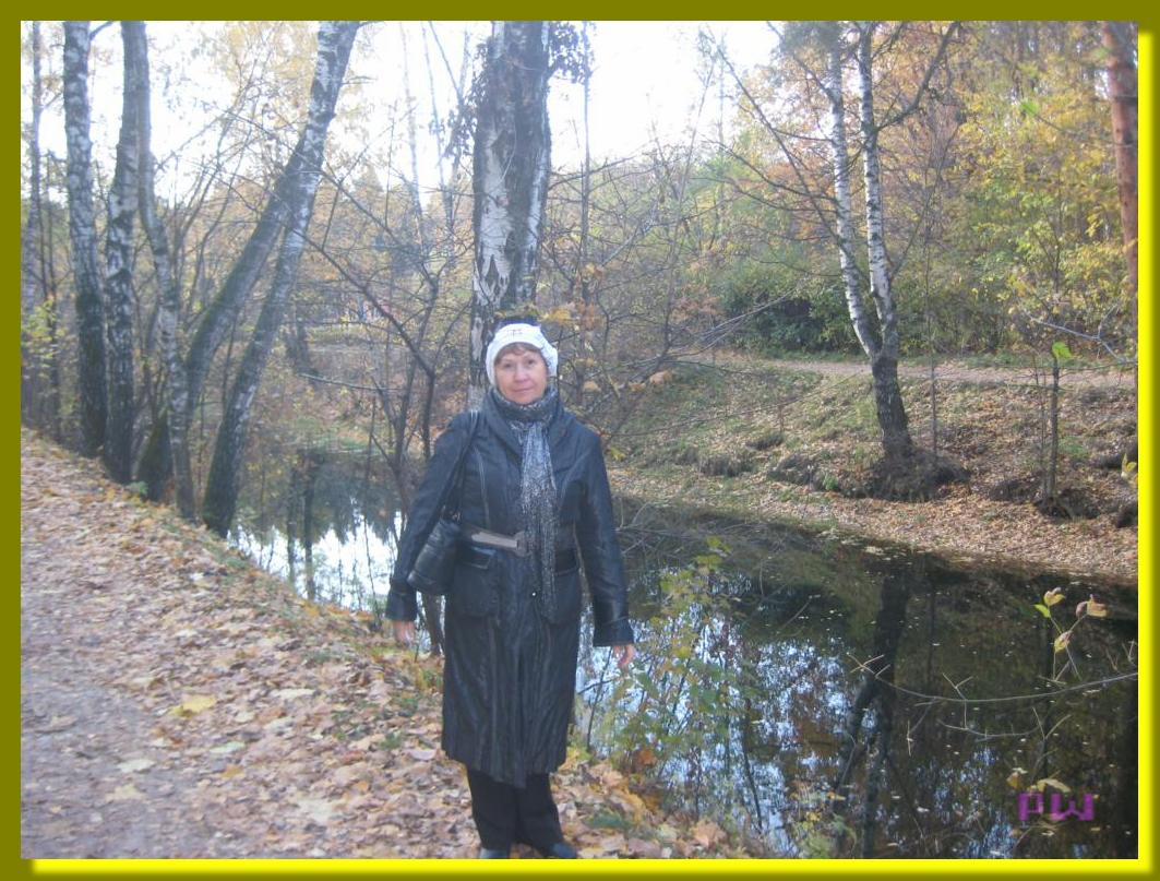 Усадьба Кусково - прогулка по осеннему парку 4