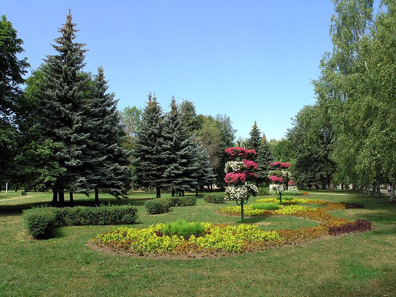 Парк Дружбы в Москве 23