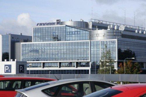 Аэропорт в Хельсинки 2
