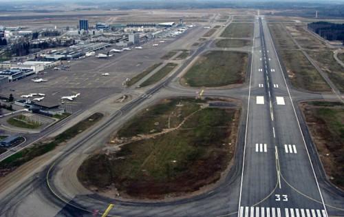 Аэропорт в Хельсинки