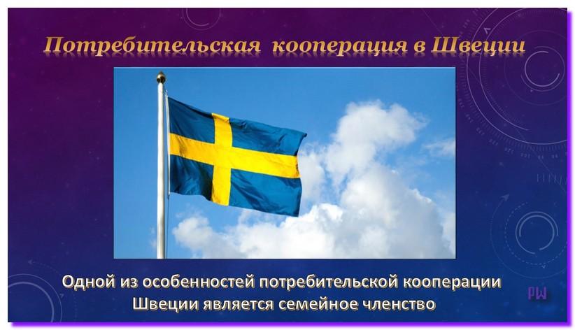 Потребительская кооперация Швеции