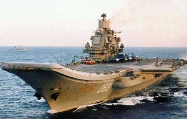 admiral_kuznetsov дерзкий и очень опасный для врагов России крейсер
