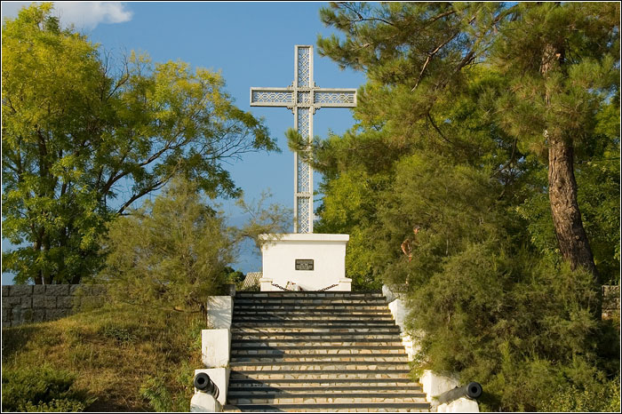 Памятник рядовому Архипу Осипову