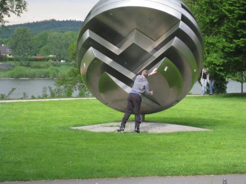 Архитектура Германии-грациозность и мощь