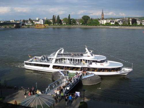 На экскурсию по Рейну