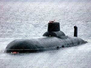 """АПЛ проекта 941 """"Дмитрий Донской"""""""