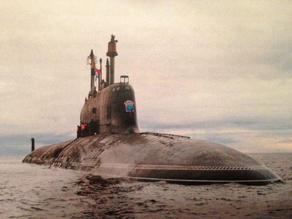 """АПЛ """"Северодвинск"""" - проект 885 """"Ясень"""""""
