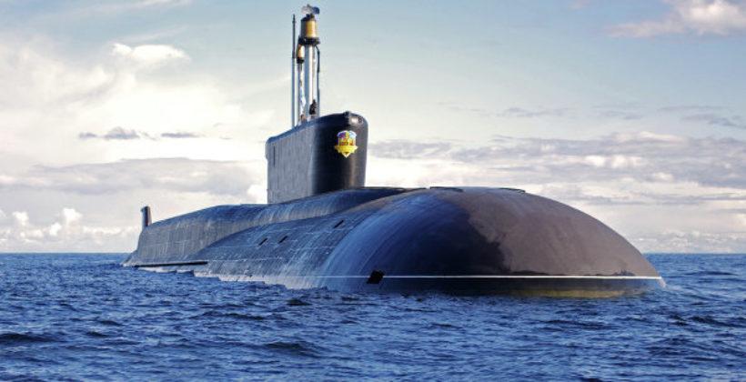Атомный подводный флот России