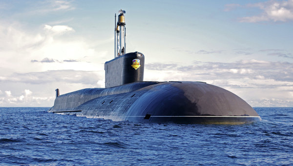 АПЛ проект 955 Борей Александр Невский