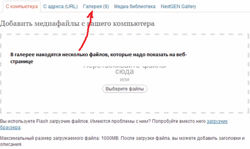 Wordpress-galereya-i-eyo-vozmozhnosti.