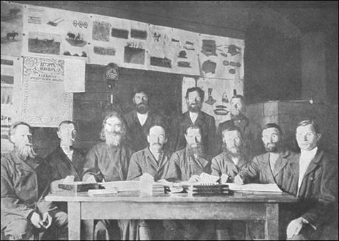 Заседание-Совета-в-конторе-артели