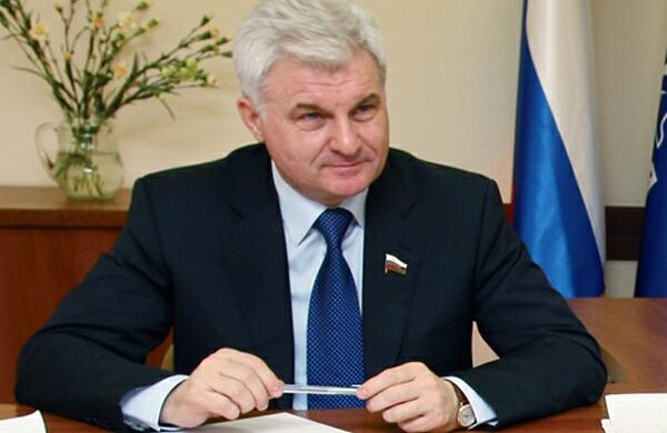 Президент АККОР, член Совета Федерации ФС РФ Владимир Плотников