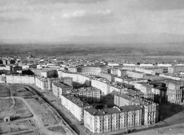 Стоительство жилья в СССР