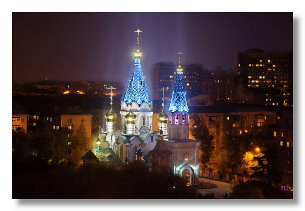 Кафедральный Собор на Рёлочном.