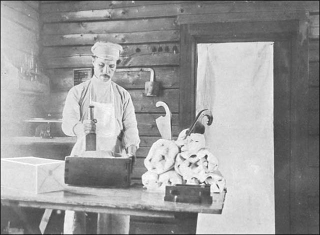 Процесс изготовления масла