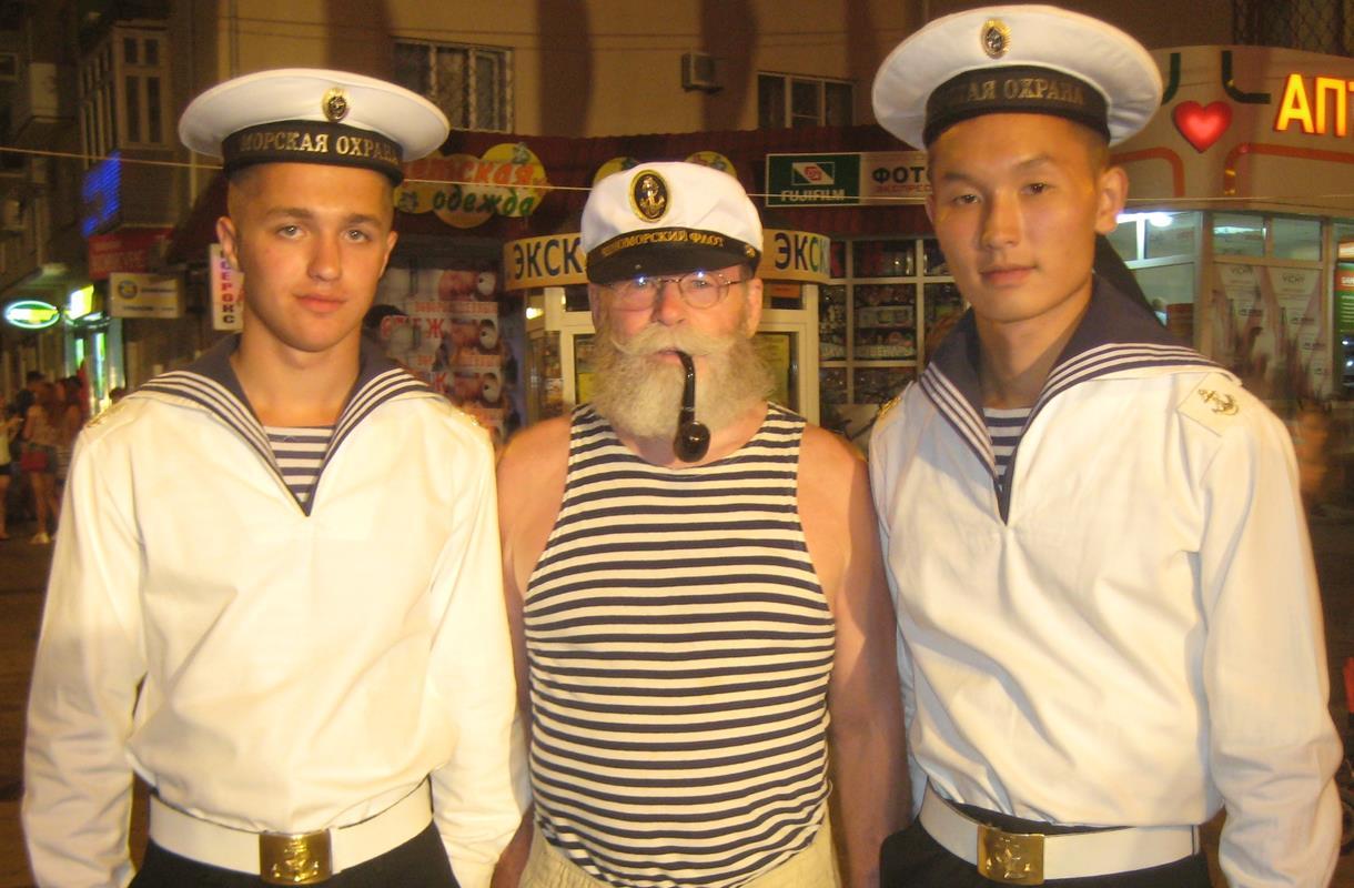 День ВМФ в Анапе 2014