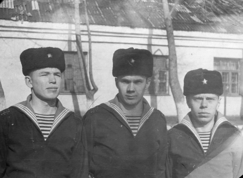 Владивосток. УОПП. Весна 1969