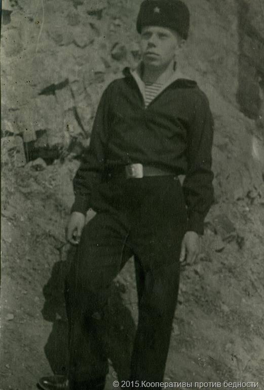 Владивосток. УОПП. Март 1969