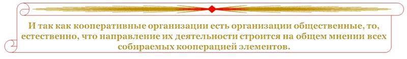 Кооператиция организация общественная_cr