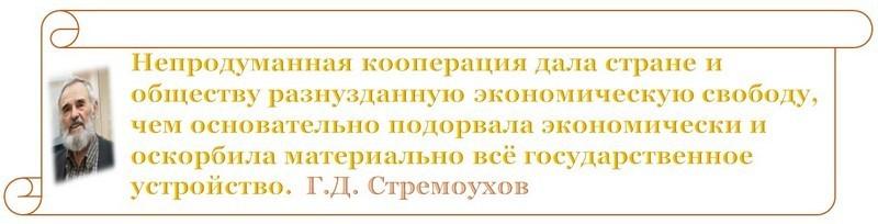 Г. Д. Стремоухов. Неуправлямое управление-картинка_cr