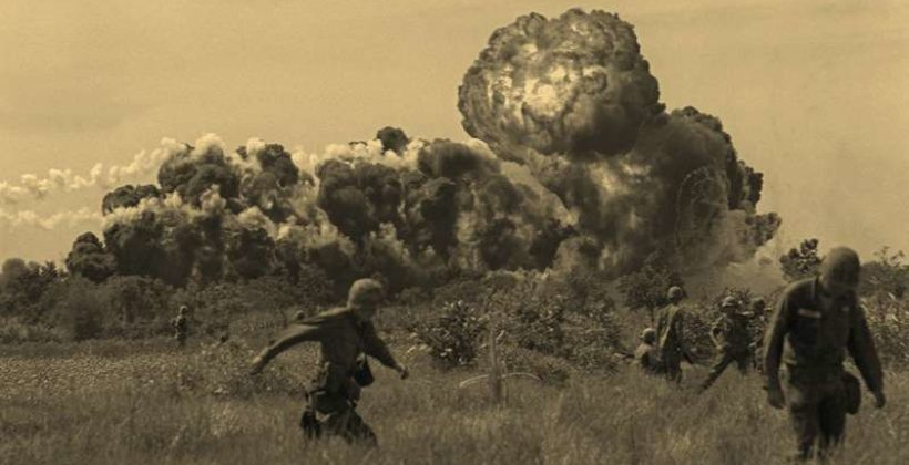 Встреча с ветеранами войн Вьетнама
