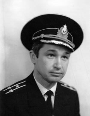 Бурмистров Эдуард Иванович. Автор книги Тропа советского военного моряка