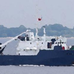 Э.И. Бурмистров.Морское кабельное судно «Баклан»