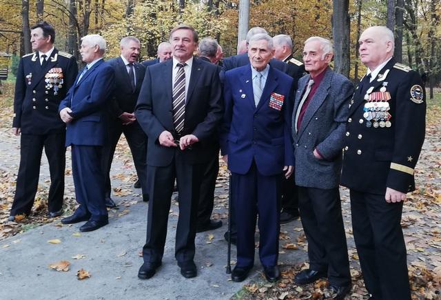 Встреча ветеранов 38 бригады ОСНАЗ